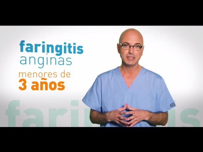 lamas faringitis